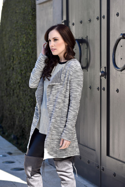 Willow Cardigan - Everly Oak Preppy Fashion