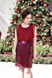 Mistletoe Holiday Dress