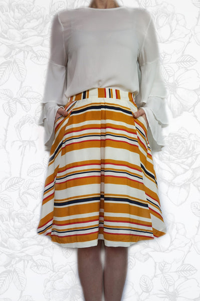 Talula Skirt - Everly Oak Preppy Fashion