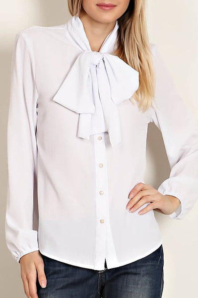 The Classic Delilah blouse