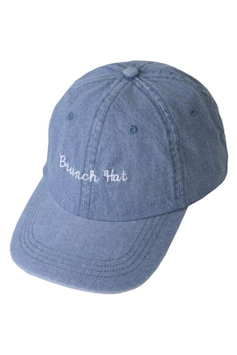 Brunch Baseball Cap - Everly Oak Preppy Fashion