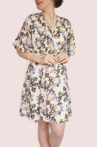Desiree Wrap Dress