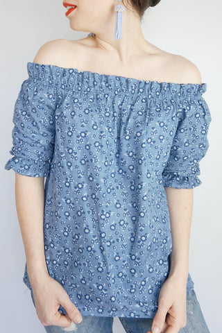 Dottie Blouse