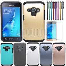 2in1 Double Protective Slim Armor Hard Case Cover