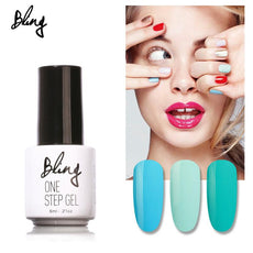 3 in 1 One Step Nail Gel Polish