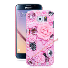 3D Crystal Plastic Case