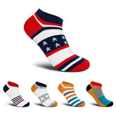 5pair lot of High Quality Colorful Happy Socks