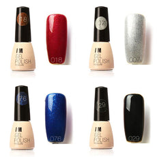 7ml Nails Art Soak Off Gel Polish