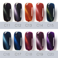Cat Eyes Nail Gel Polish