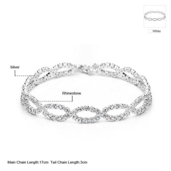 Engagement Beads Bangles & Bracelets-Charm-Fashion Cornerstone