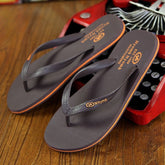 Flip Flops Rubber Male Slippers Summer