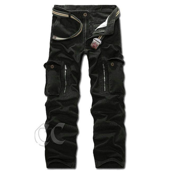 Good Quality Military Cargo Pants-Mens Cargo Pants-Fashion Cornerstone