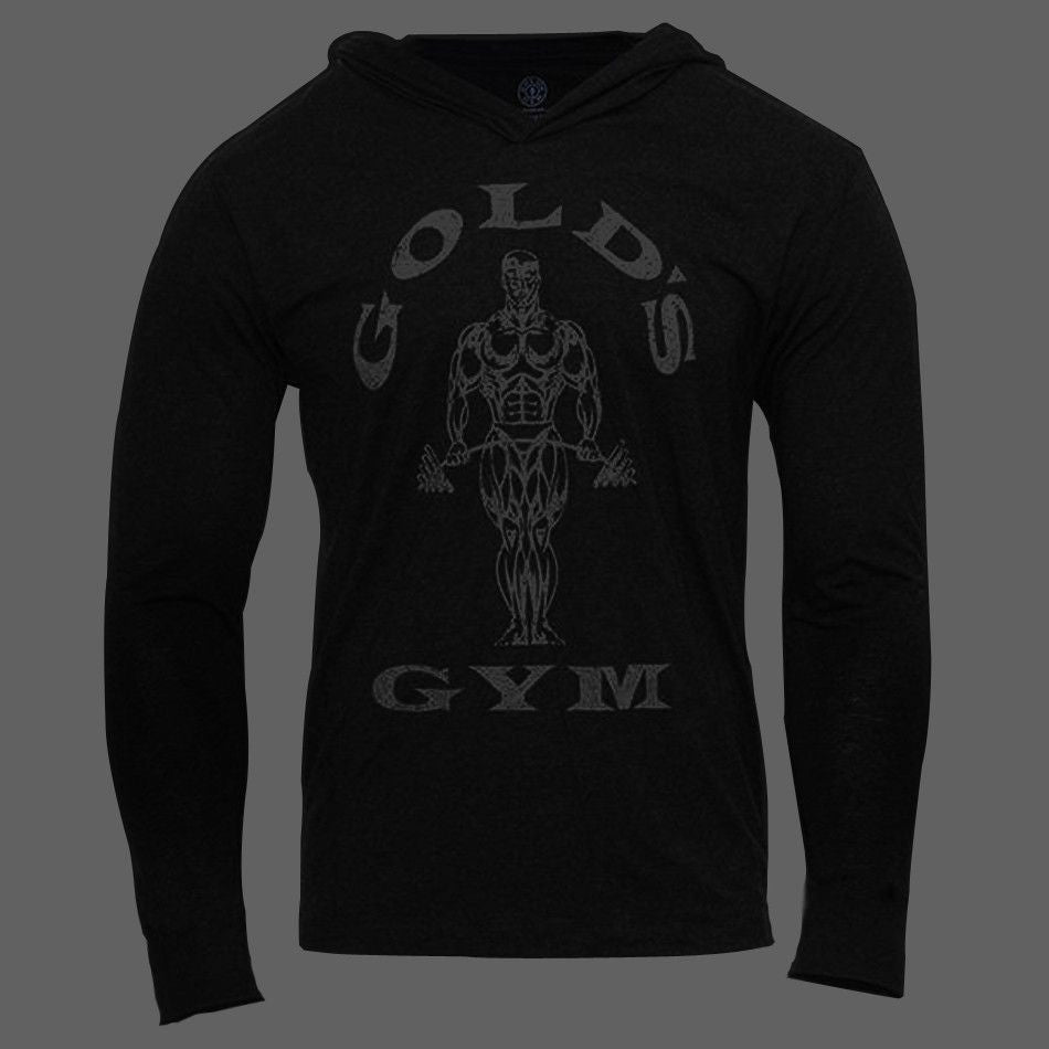 Mens Bodybuilding Hoodies Golds Gyms Clothing Workout