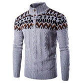 men's Hedging sweater