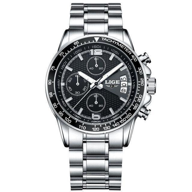New Multi function Chronograph Quartz Watch