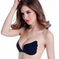 Push up Sexy Invisible Adhesive Gel Strapless Backless bra - Fashion Cornerstone