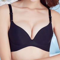 Sexy comfortable one-piece seamless underwear bra steel ring - Fashion Cornerstone