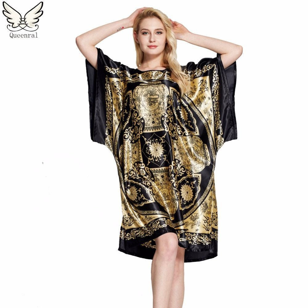 Sleepwear women Nightgowns nightwear Pajama