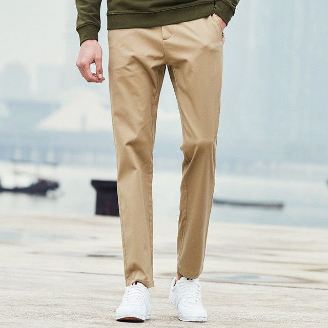 Spring casual pants straight pants