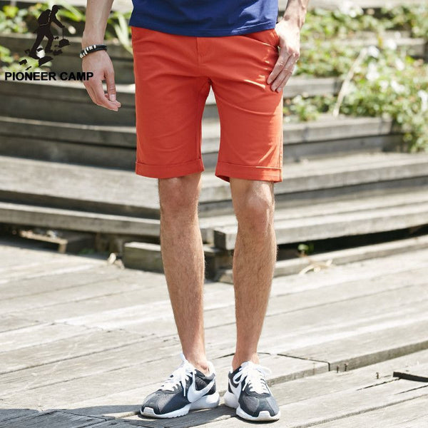 Summer Breathable Shorts male top quality stretch - Fashion Cornerstone