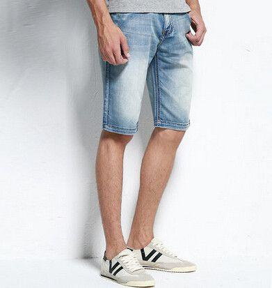 Thin breathable Jeans Shorts