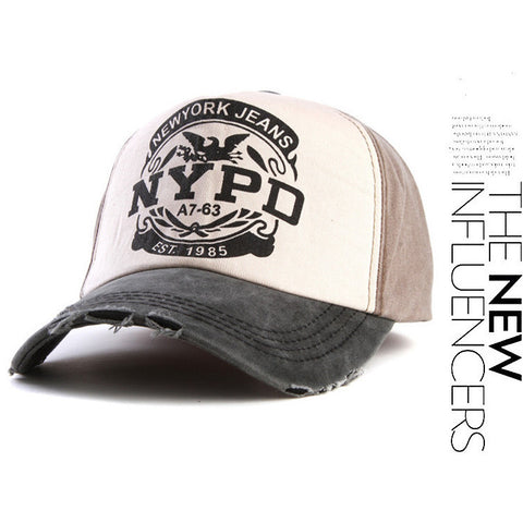 NYPD Baseball Cap - Urban Clothing Online