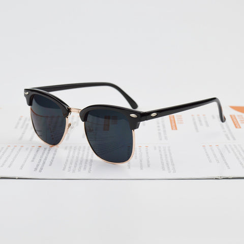Alloy Frame Sunglasses - Urban Clothing Online