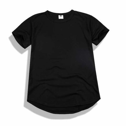 Plain Solid Colour T-Shirt - Urban Clothing Online