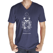Memento Mori Men's V-Neck | Dark