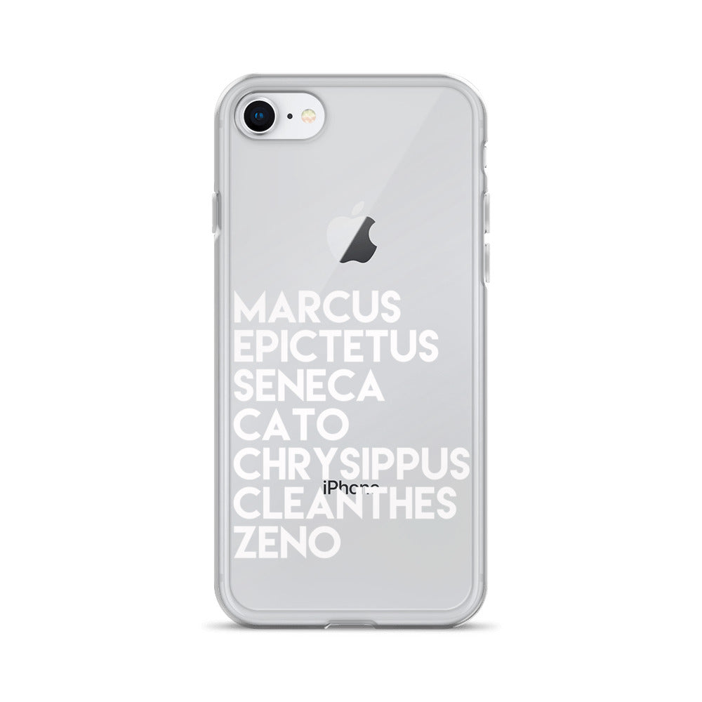 Masters iPhone Case