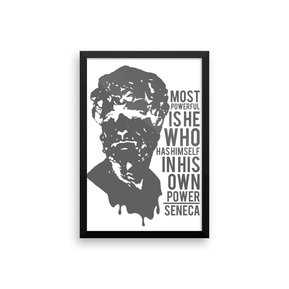 Seneca Reminders Framed Wall Art