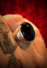 Onyx Signet Ring - XL