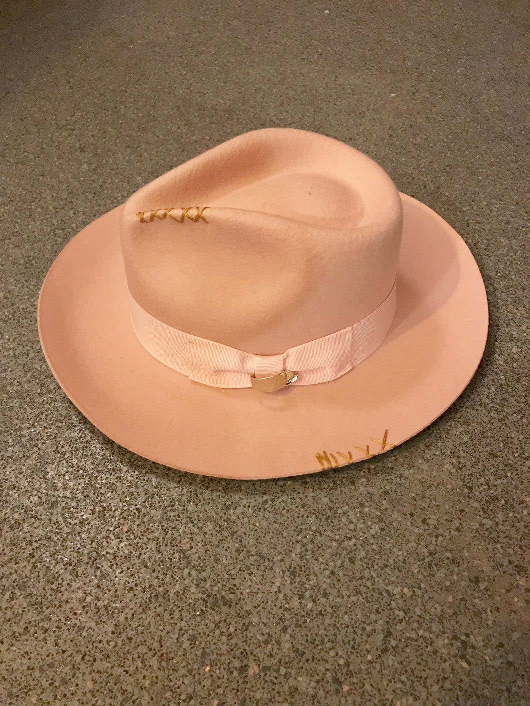 Fedora Classic (Malibu Pink) - Ready to wear SALE