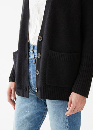 Addison Cardigan Black