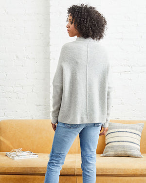 Load image into Gallery viewer, Abigail Cloud Cashmere Pullover