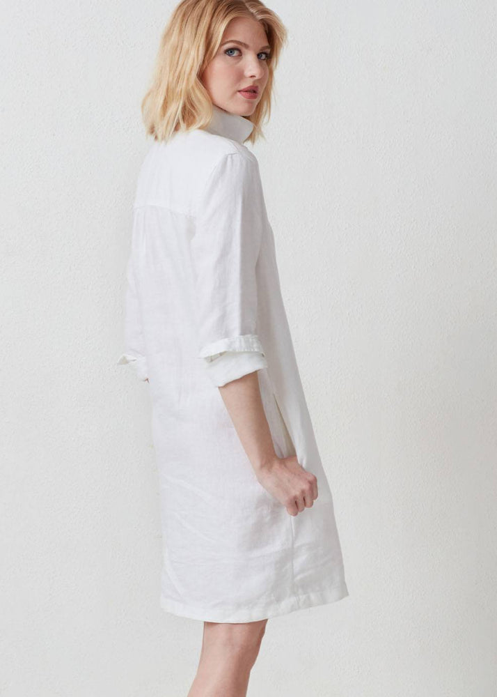 Amelie Linen Dress - Not Monday