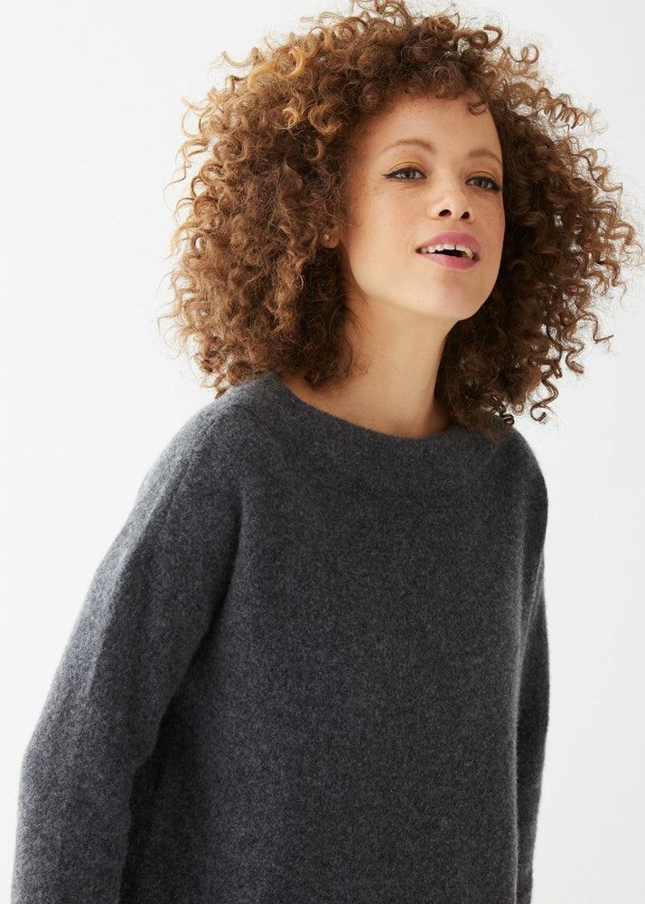 Audrey Pullover Charcoal - Not Monday