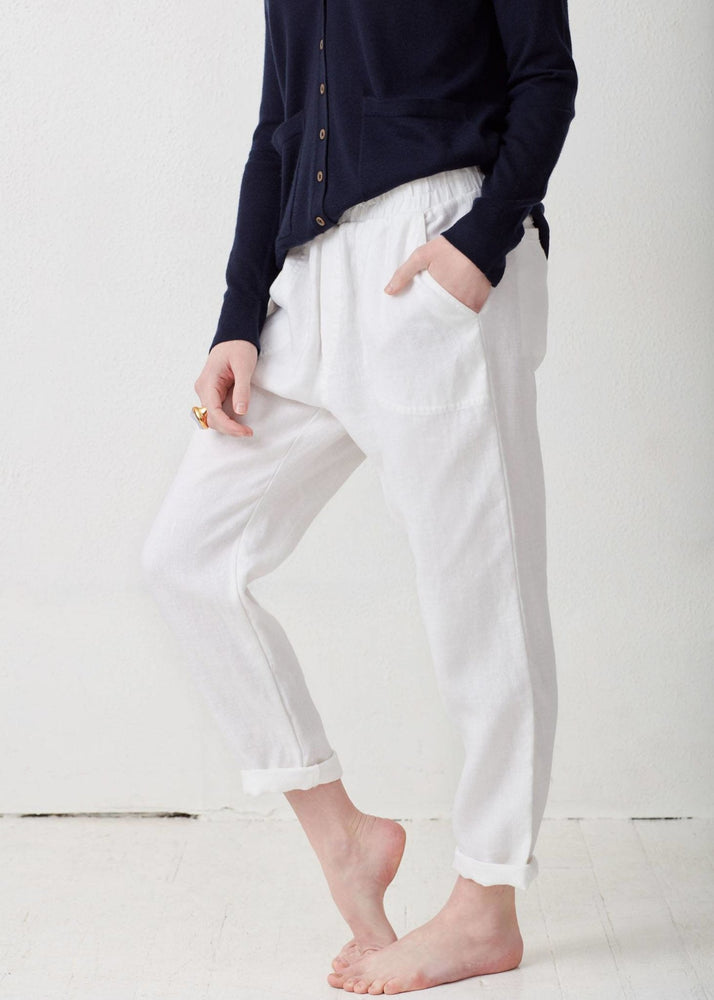 Load image into Gallery viewer, Camille Linen Pant - Not Monday