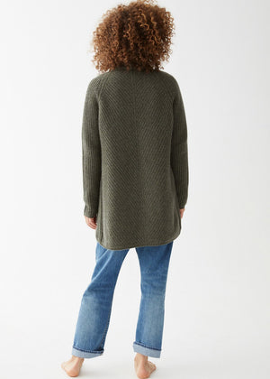 Load image into Gallery viewer, Harper Cardigan Olive - Not Monday