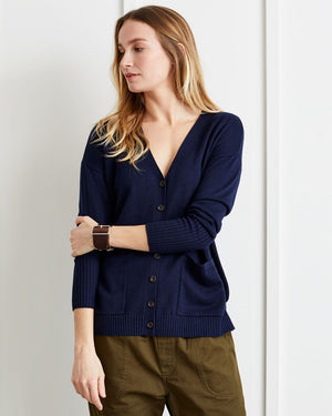 Load image into Gallery viewer, Leighton Boyfriend Cardigan - Not Monday