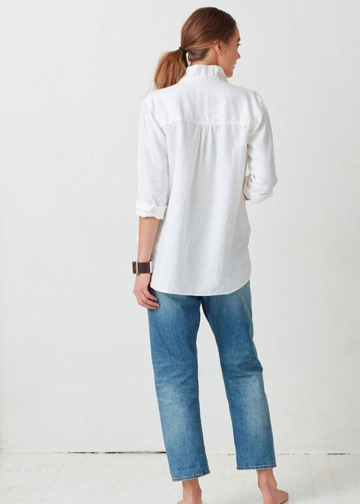 Load image into Gallery viewer, Maddie Linen Tunic - Not Monday