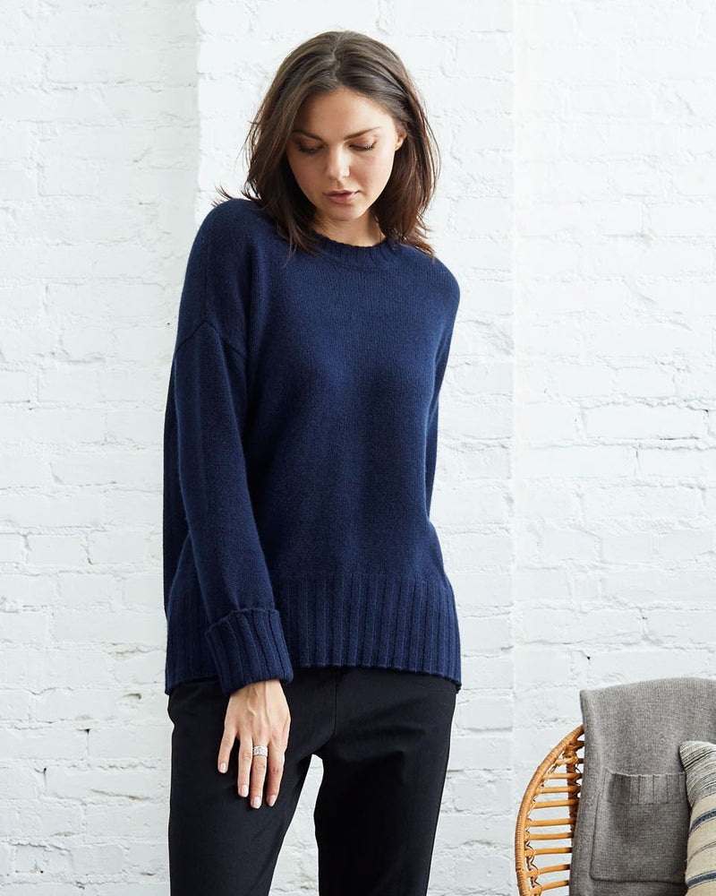 Mila Cashmere Crewneck Sweater 2020 - Not Monday