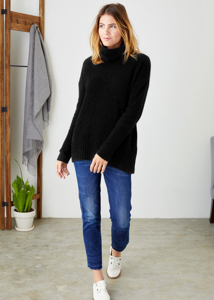 Load image into Gallery viewer, Olivia Turtleneck - Not Monday