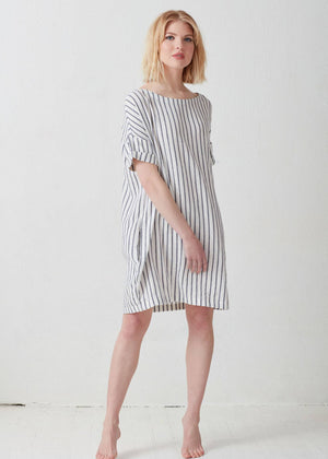 Load image into Gallery viewer, Peyton Linen Dress - Not Monday