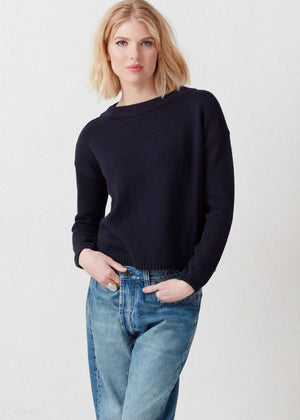 Piper Cashmere Pullover - Not Monday