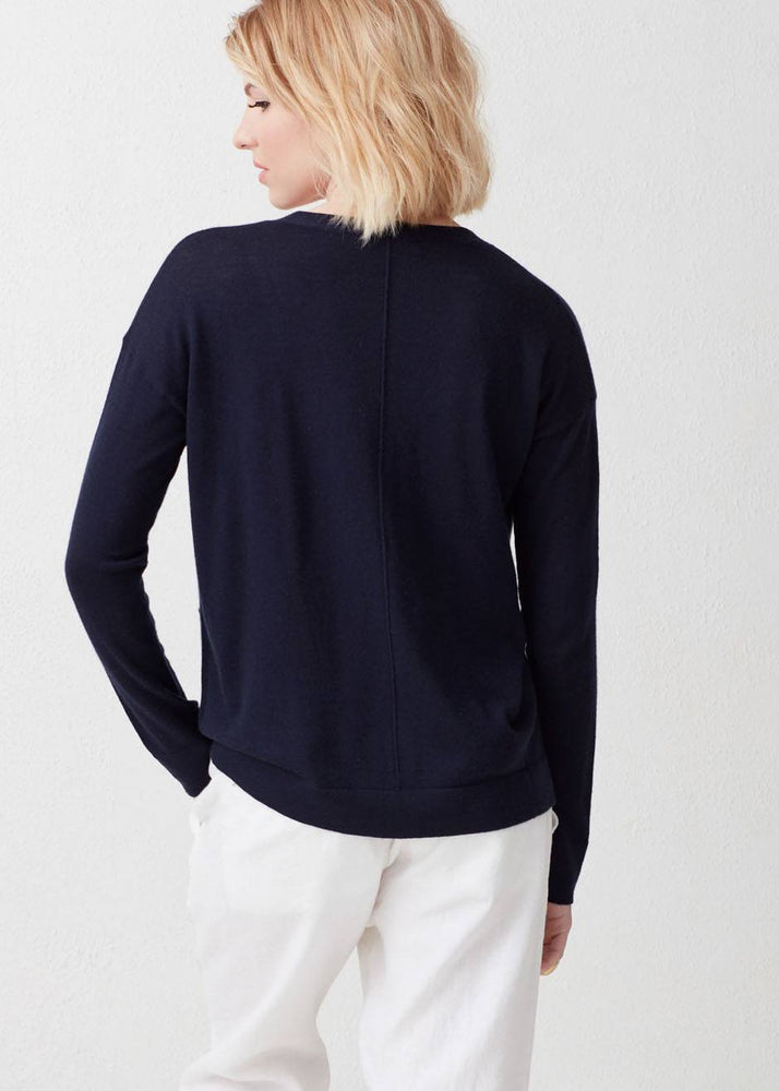 Quinn Cashmere Cardigan - Not Monday