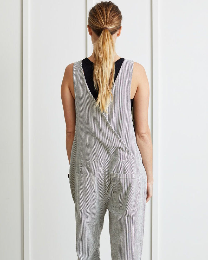 Load image into Gallery viewer, Willa Twill Jumper - Not Monday