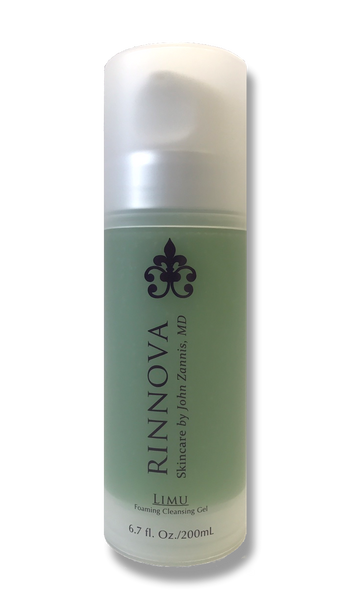 Limu Foaming Cleansing Gel - Rinnova Skincare