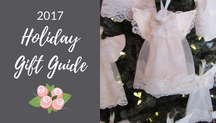 Turn Your Wedding Dress into Holiday Gifts