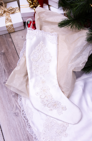 Heirloom Holiday Stocking
